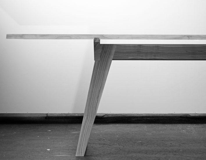 Weissfeld Mobelbau Tisch Esche