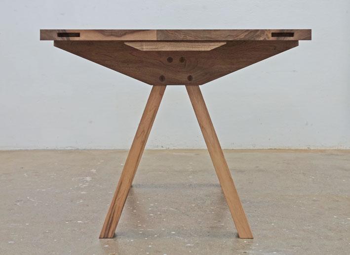 for Tisch nussbaum